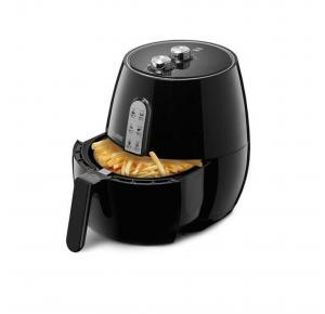 Fritadeira Elétrica Sem Óleo Air Fryer 3,5 litros 1400W Multilaser