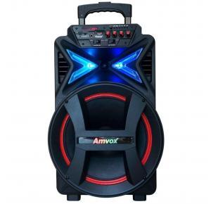 Caixa de Som Amplificada Amvox ACA 292 New X 290W Bluetooth