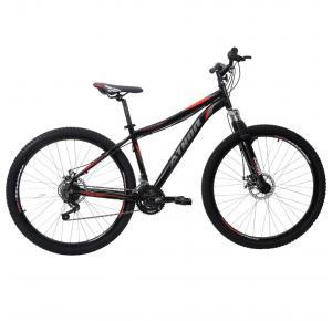 Bicicleta Aro 29 Titan 21V Alumínio T-18 Preto - Athor Bikes