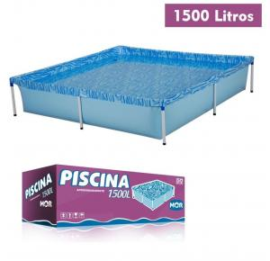 Piscina Infantil 1500 Litros MOR