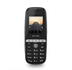 Celular Up Play Dual Chip Mp3 com Câmera P9076/P9077 - Multilaser