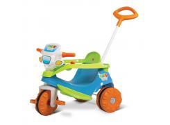 Carrinho de Passeio Infantil com Pedal e Empurrador Truck - Maral