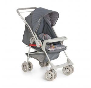 Carrinho de Bebê Galzerano Milano Reversível II - para crianças até 15kg
