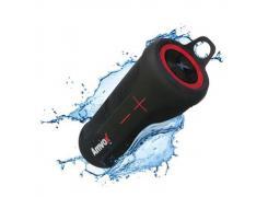 Caixa de Som Amplificada Amvox ACA 250 Recarregável Bluetooth USB MicroSD Auxiliar Bivolt 250W GROOVE