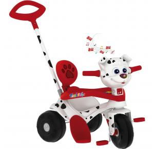 Triciclo Bandeirante Passeio e Pedal Tonkinha Doggy - 702