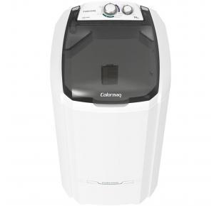 Lavadora de Roupas Semiautomática Colormaq LCS 14kg - Branca