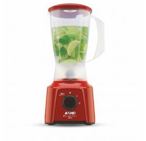 Liquidificador Arno Power Mix 550W Vermelho - LQ11