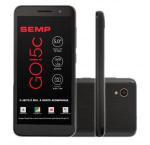 Smartphone Go! 5C 16GB 4G Tela 5