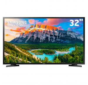 "Smart TV HD LED 32"" Samsung Wi-Fi, 2 HDMI, 1 USB - 32J4290"