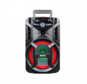 Caixa de Som Amplificada Amvox ACA 188 Gigante USB, SD, Bluetooth, LED 180W