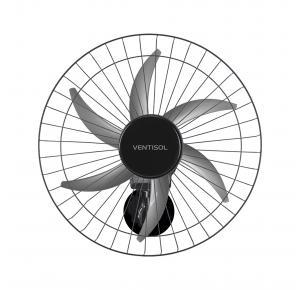 Ventilador de Parede Ventisol Steel Premium 50cm