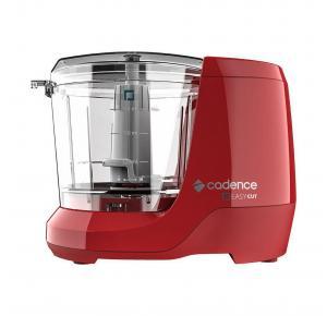 Miniprocessador de Alimentos Cadence Easy Cut Vermelho - MPR521