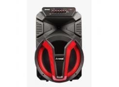 Caixa Amplificada Amvox ACA 1002 Trovão - Led, Bluetooth, USB, 1000W