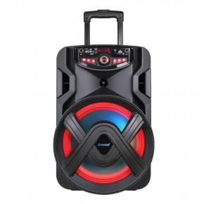 Caixa de Som Amplificada Amvox ACA 401 Tsunami com Bluetooth, Rádio FM, USB - 400W