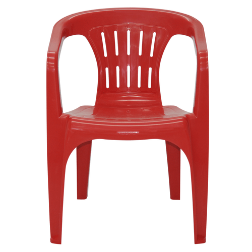 Cadeira Plástica Tramontina Atalaia - Vermelha