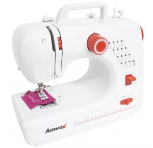 Máquina de Costura Doméstica 16 Pontos Bivolt Amvox AMQ016