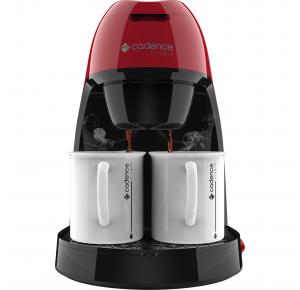Cafeteira Elétrica com 2 Xícaras Single Colors Vermelha CAF211 - Cadence
