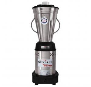 Liquidificador Industrial 4 Litros Spolu Attak - Baixa Rotação 700W