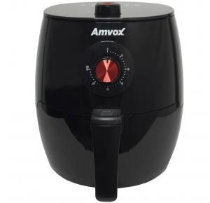 Fritadeira Elétrica Sem Óleo Air Fryer 3,5 litros 1270W Amvox - ARF1201