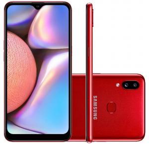 Smartphone Samsung Galaxy A10s 32GB 4G Tela 6,2