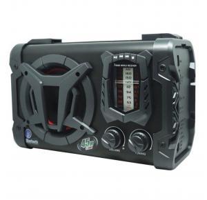 Caixa de Som Amvox ACA 90 Clock com Bluetooth, USB, Auxiliar, MP3 e Rádio FM – 45 W