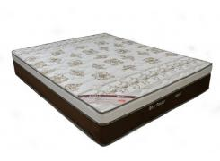 Base Box para Colchão Casal 138x188x30cm Bom Pastor - Marrom
