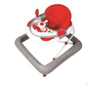 Andador para Bebê Liam Galzerano - Cinza