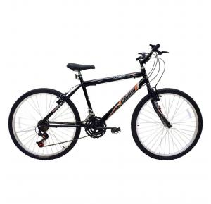 Bicicleta Aro 26 21 Marchas Flash - Cairu